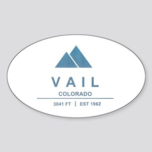 Vail Ski Resort Sticker